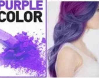 Purple Temporary Hair Chalk 1bar  P8