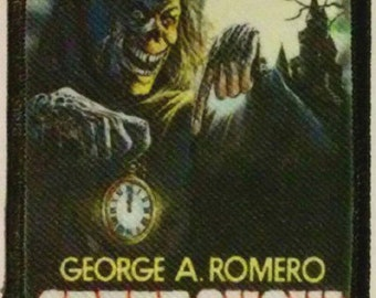 Creepshow - PATCH - Cult HORROR movie - George Romero Stephen King Gore comedy 80s