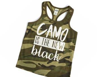 Camo Shirt, Camo Tshirt, Camo Tank, Camo T Shirt, Camo Outfit, Camo Apparel, Camo Outfit, Camo Shirt for Girls, Girls Camo Shirt, Girls Tank