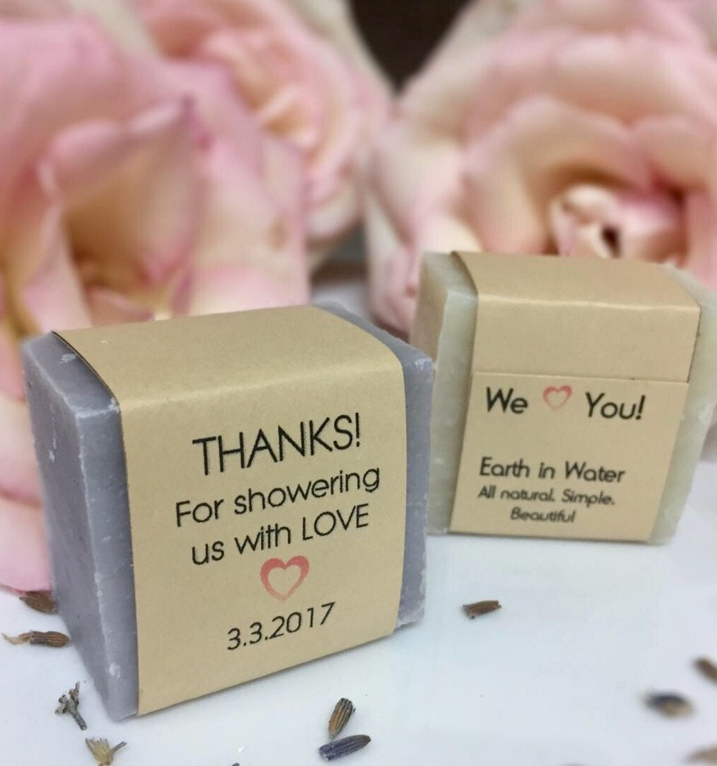 25 Wedding Shower Soap Favors, Baby Shower Favors, Wedding Favors, Shower  Giveaways, Soap Favor, Thank You Gifts