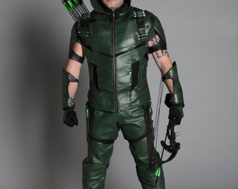 Green pointer Costume Complete