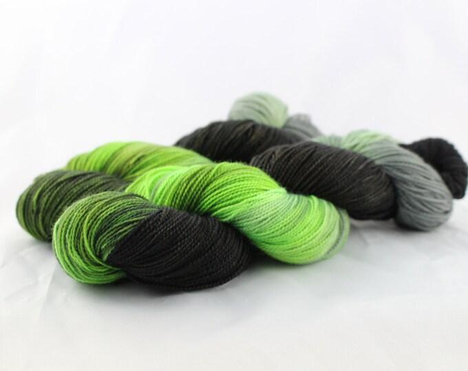 Oogy Boogy - Fingering Weight - Sock Yarn - Madeline Base 80/20 Wool Nylon