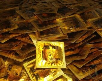 Fallout condoms