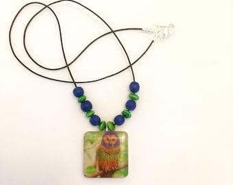 Resin Jewelry, Bird Series