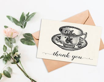 Thank You Cards, thank you notes, thank you, printable, printables, thank you card, printable card, printable cards, thank you gift card