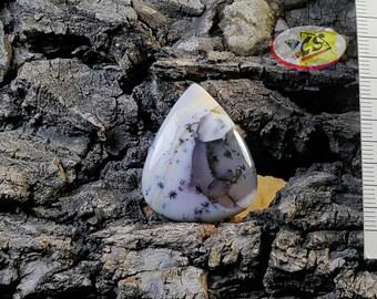 CS0175- Dendritic Agate Cabochon