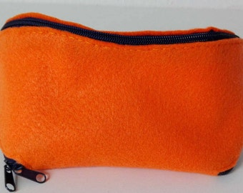 Eyeglass Case, Sunglass case, Case made of Felt Fabric