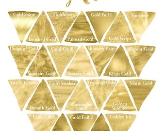 Gold, silver, rose gold Foil & Watercolour Text font Colour Effect Options CUSTOM TEXT prints, wall decor personalise your digital art print