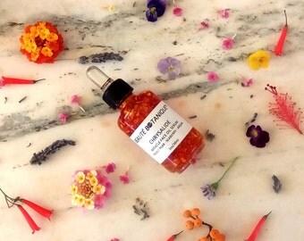 CHRYSALIDE Face Oil Serum, Organic Skin Care, Botanical Facial Oil Elixir, Ultra Lush Anti Aging Serum, Face Moisturizer, Organic Skincare