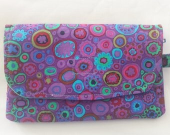 Funky Fabric Purse