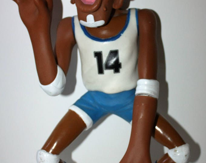 """SPORTSFREAKS Basketball Player 15"""" Action Figure HG Toys 1986"""