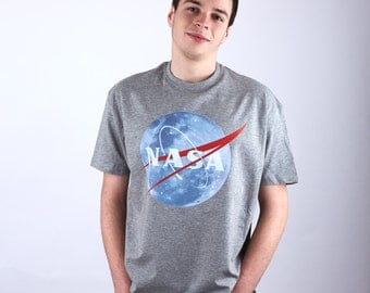 Nasa Clothing Nasa Shirt Nasa Tshirt Nasa T Shirt Nasa Logo Space Shirt Space Tshirt Tumblr Shirt Women Graphic Tee Tshirt for Man PA1141