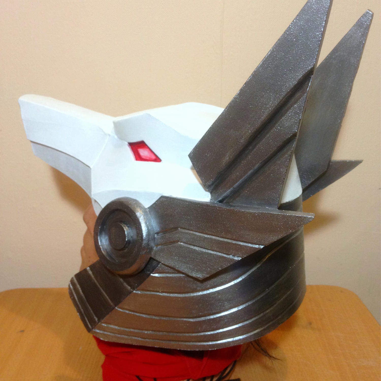 MADE TO ORDER Overwatch Anubis Pharah Helmet Jackal Mask
