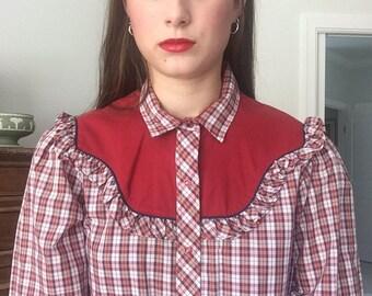 Kenny Rogers Western Shirt