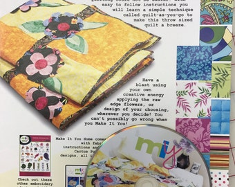 MIY Make it You quilt kit - throw size