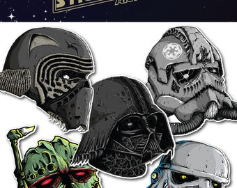 Imperial Sticker Pack