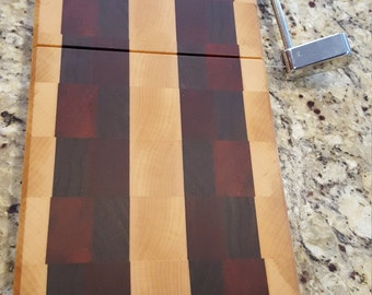 Exotic Wood Cheese Slicing/Cutting Board