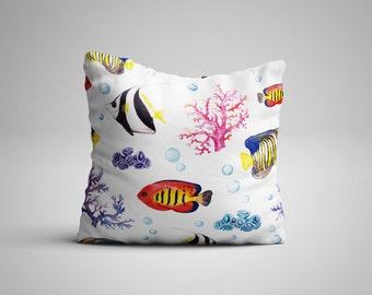 Fish Cushion.