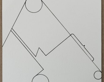Untitled Line Drawing