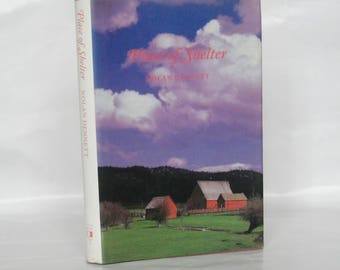 Place of Shelter. Nolan Dennett. Signed 1st Edition.