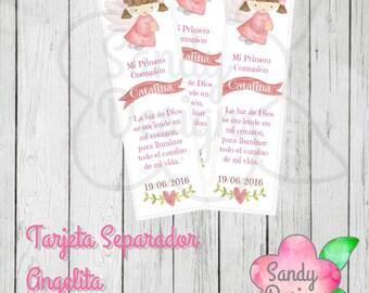 Card splitter Angelita