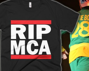 Beastie Boys Shirt - MCA Hoodie - Beastie Boys Gift for Fans - Adam Yauch Tribute Tee - Sizes up to 5XL!