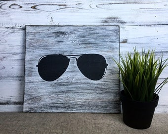 Sunglasses decor / Sunglasses decoration / Sunglasses wall decor / Sunglass wall art / Sunglass wall decor