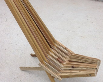Kentucky stick chair