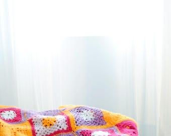 couverture de laine g ante etsy. Black Bedroom Furniture Sets. Home Design Ideas