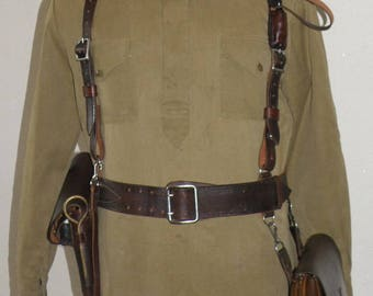 Officers Equipment (komnachsostava) 1932 without a bag
