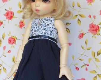 FREE SHIPPING Blue dress YOSD LittleFee Reina Aileen