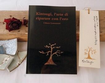 Kintsugi the book, original Japanese Kintsugi, urushi lacquer, gold powder