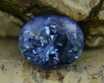 1.92ct Natural Ceylon Sapphire UNHEATED Top Quality Excellent Color from Sri Lanka Blue Sapphire Ring 100% Natural With GGTL Lab Report