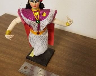 Vintage Thai Doll