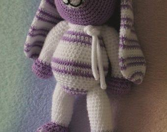 Bunny Toy Purple
