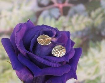 sage leaf earrings, leaf studs, leaf jewellery, nature jewellery, stud earrings, silver earrings, silver stud earrings, leaf earrings