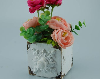 Hidden in a drawer composition floral decoration gift