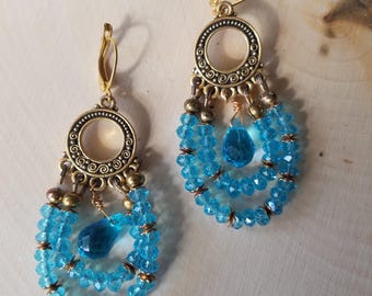 Tahitian Earrings