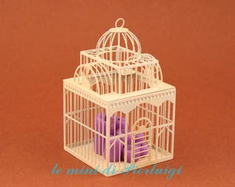 birdcage - dollhouse 1/12th scale