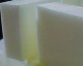 4 oz Coconut Mint Goatmilk Soap