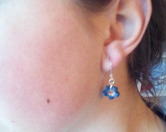Pending Fleur earrings