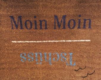 Coconut doormat Moin Moin