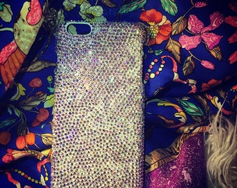 AB Aurora Borealis Swarovski Crystal iPhone 6S Plus Case