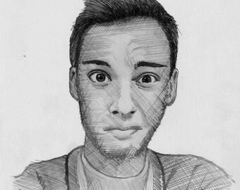 Paint (Jon Cozart) Realism Drawing