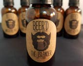 The Islander Beer-Infused Beard Oil