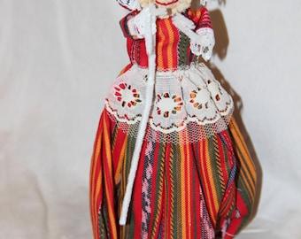 Corn Cob Doll