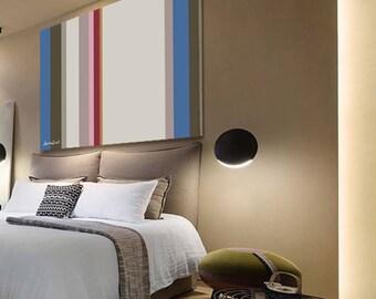 "wall art, 63"" acrylic painting, minimalism, modern painting, luxury interior styling, abstract, popular, luxury art, flowers, Almond blossom"