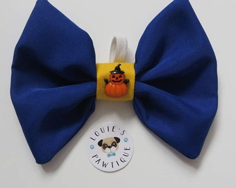 Halloween Style Dog Bow Tie