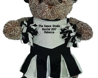 Personalized  Cheer Bear