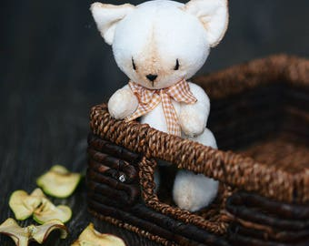 Little Cat. Unique Handmade Collectible Toys